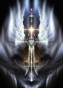 Archangel Michael - Sword