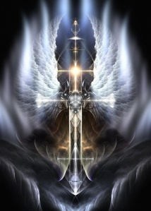 Archangel Michael - Sword