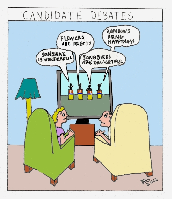 candidate debates