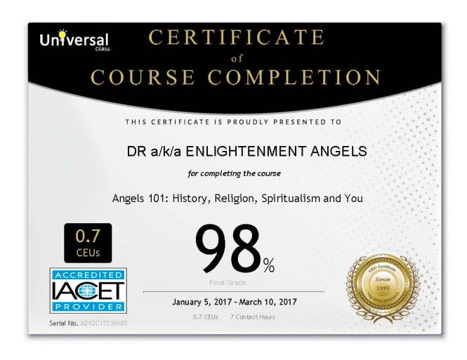 ANGELS 1011