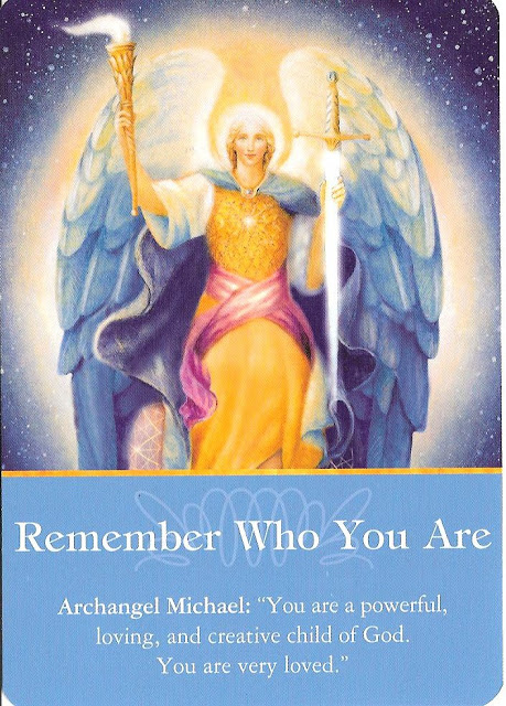 Remember who you are (1)